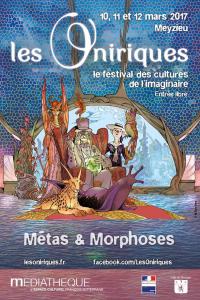 """Lire la noisette """"Avant première des Oniriques 2017 !"""""""