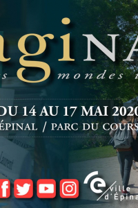"""Lire l'article """"Imaginales 2020 - Les dates dévoilées !"""""""
