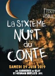 """Lire la noisette """"Nuit du Conte - 29 juin"""""""