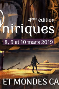 """Lire la noisette """"Les Oniriques 2021 reportées..."""""""