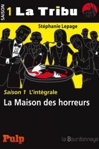 """Lire la noisette """"La Maison des Horreurs - Stéphanie Lepage"""""""